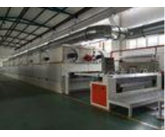 Gas Direct Heating Nonwoven Production Line Fabric Making Machine High Speed