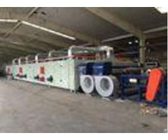 Oilfield Line Heaters Digitally Printed Carpet Printing Equipment High Temp Resistant
