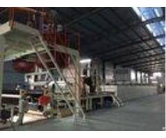Hot Air Circulation Floor Tiles Making Machine Applicable Pp Fibre Carpet