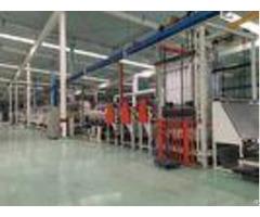 Frequency Control Electrostatic Flocking Flock Printing Machine 5 25m Min
