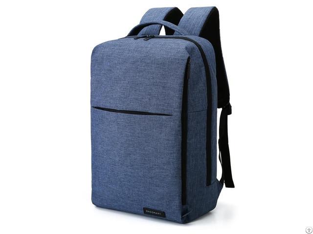 Business Laptop Backpack Slim Travel Notebook Tablets Bag