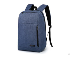 Business Laptop Backpack Water Resistant Slim School Bag 15 6 Inch