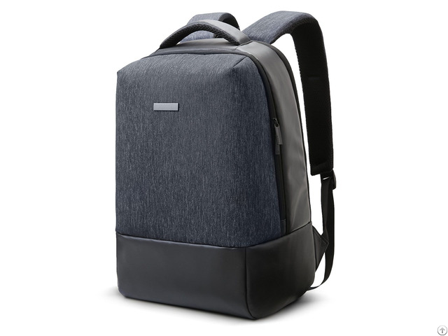 Travel Laptop Backpack Business Slim Durable Computer Bag With Water Resistant