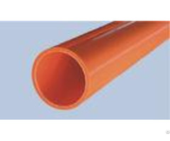 Pvc Electrical Conduit Plastic Pipe For Electricity Construction Protection