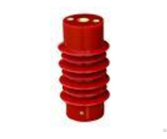 Anti Pollution Epoxy Resin Medium Voltage Insulators Convenient Installation