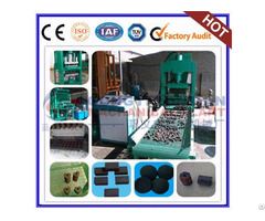 Bbq Hardwood Briquettes Making Machine