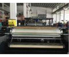 High Efficient Cast Film Extrusion Machine For Tpu Artificial Leather Production