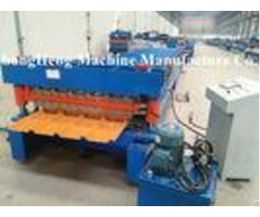 Trapezoidal Ibr Export Standard Roll Forming Machine For Roofing Sheet