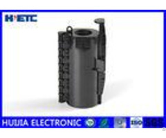 Antenna Closure Fiber Optic Splice Case For 7 8 Feeder Cable Plastic Material