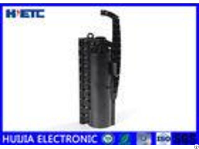 Telecom Accessories Fiber Optic Splice Enclosure For 1 2 Inch Jumper Cable To Antenna Connecter