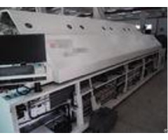 Gs 1000 Middle Lead Free Reflow Oven Ten Heating Zones Environmental For 50 400mm Pcb