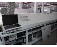 9kw Ds 1200 Reflow Soldering Machine 12 Heating Zones For 50mm Pcb