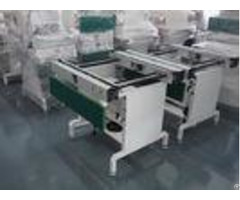 50mm Standard Ptc Inspection Conveyor With Obstruct Cylinders