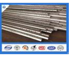 25ft 2 5mm Thick Philippines Standard Hot Dip Galvanized Steel Pole