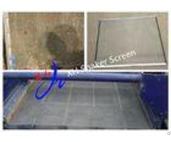 Customized Oilfield Oil Vibrating Screen Mesh For Drilling Fluid Equipment