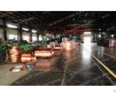 Copper Rod D17mm D30 Upcasting Upward Continuous Casting Machine Annnual 2000mt