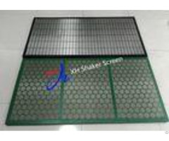 Cobra Hybrid Sand Vibrating Screen Ss Wire Mesh For Oil Filter Petroleum Drilling