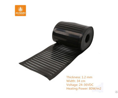 Floor Heating Films With Ptc Effect