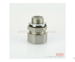 Hot Selling Stainless Steel Straight Liquid Tight Conduit Fittings