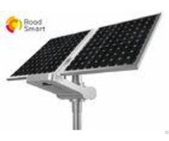 Highway High Power Solar Street Light 3000k 6500k With Bridgelux Led Chip