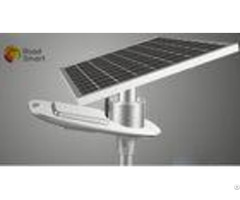 Energy Saving 10w 1800lm Integrated Solar Street Light With Remote Controller
