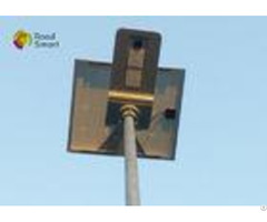 50w Led Solar Street Lights 160lm W For Urban Road 8 10m Height