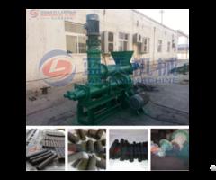 High Pressure Coal Rods Machine