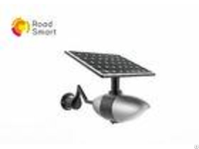 High Lumen Ip65 Outdoor Solar Garden Lights 8w Ce Rohs Certification