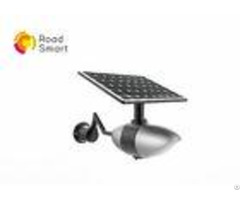 High Lumen Ip65 Outdoor Solar Garden Lights 8w Ce Rohs Certification