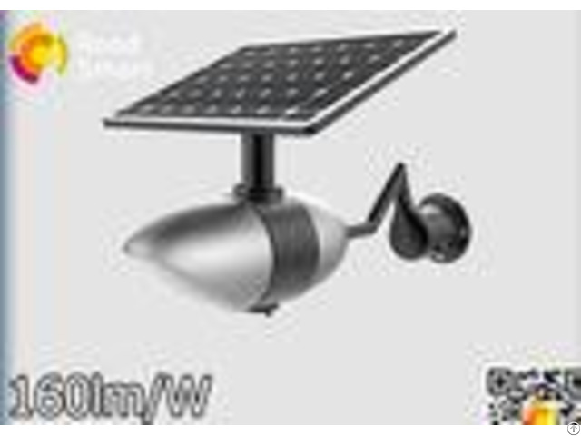 Integrated Solar Yard Lights Lifepo4 Battery For Outdoor Garden Lighting