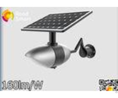 Integrated Solar Yard Lights Lifepo4 Battery For Outdoor Garden Lighting