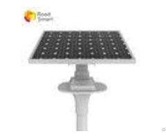 Energy Saving Solar Yard Lamps Bridgelux 210lm W With 50000hrs Lifespan