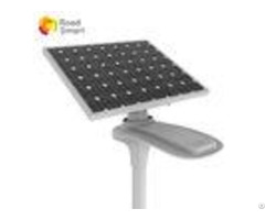 Bridgelux Led Solar Lighting System Battery Powered With 50000hrs Lifespan