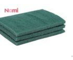 Household Nylon Cleaning Pad High Water Absorbability For Smooth Surface