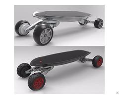 Off Road Electric Skate Board Carbon Fiber Rxd