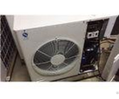 Air Cooled Industrial Chiller 4230 W 2 Hp Condensing Unit For Vegetable Cold Storage