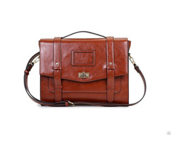 Vintage Ladies Cambridge Backpack Faux Leather Briefcase Shoulder Laptop Messenger Satchel Bag