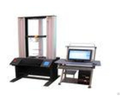 Pc Electronic Rubber Tensile Testing Machine Computerized Adjustable Speed