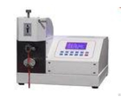 Automatic Mit Paper Testing Equipments Folding Endurance Tester Iso 5626