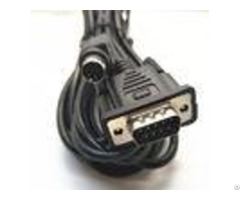 Customized Usb Data Hdmi Adapter Cable High Transfer Speed 1 Year Warranty