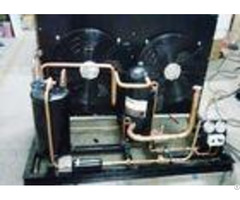 High Efficiency R404a Condensing Unit 9hp Air Cooling Cold Storage Refrigeration Units