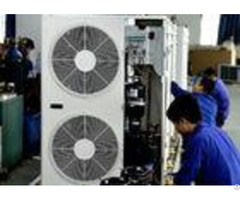 Customized Bitzer Air Cooled Condensing Units R404a For Vegetable Chiller