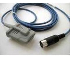 Schiller Argus Finger Spo2 Sensor Tm 7 Prediatric Nellcor Module Durable
