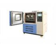 Astm1149 Environmental Test Chamber Ozone Testing Equipment With 4 Casters