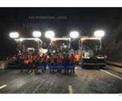 Space Saving Illuminate Led Balloon Lighting Glare Free Portable 800 Watt Night Construction