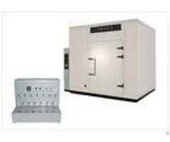 Programmable Mattress Fabric Formaldehyde Testing Equipment 86 106kpa Pressure