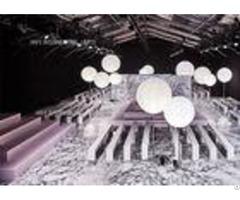 High Illuminance Ac 110 230 Volt Banquet Hall Lighting Fixtures Events Decoration Balloon