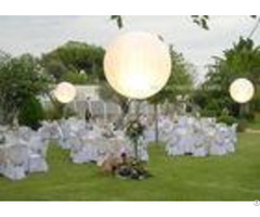 Pearl 1 2 M Lighting Inflatable Balloon Blow Up Led Lantern Dc80w For Wedding Events
