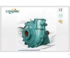 Industrial Metal Heavy Duty Slurry Pump Sh 200st Centrifugal Type