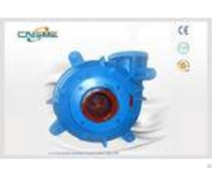 Wear Resistant Heavy Duty Slurry Pump For Copper Mining Tailings